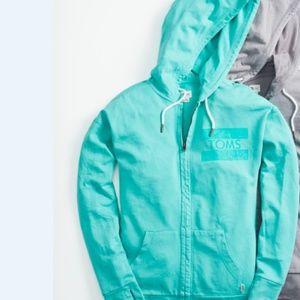 TOMS zip up hoodie
